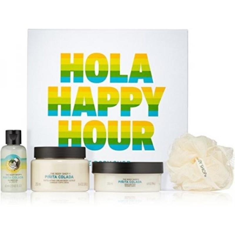 Buy The Body Shop Pinita Colada Gift Essentials - intl Singapore