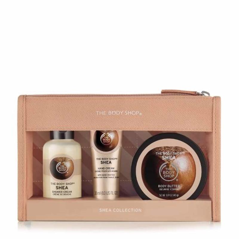 Buy The Body Shop Shea Beauty Bag Singapore