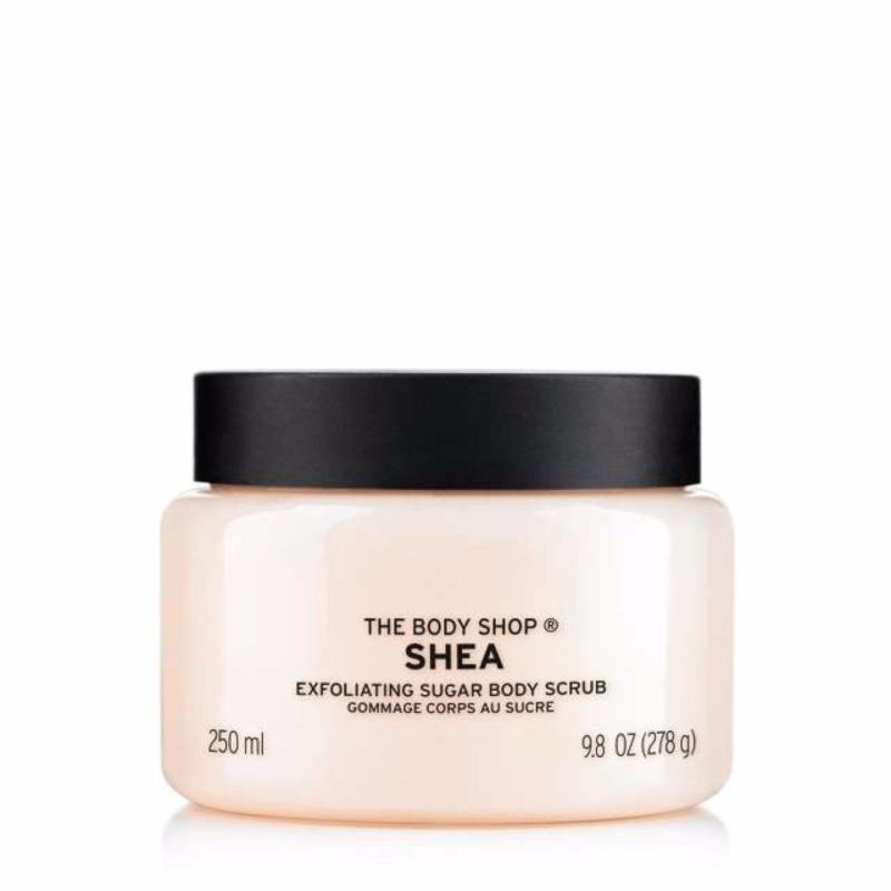 Buy The Body Shop Shea Body Scrub (250ML) Singapore