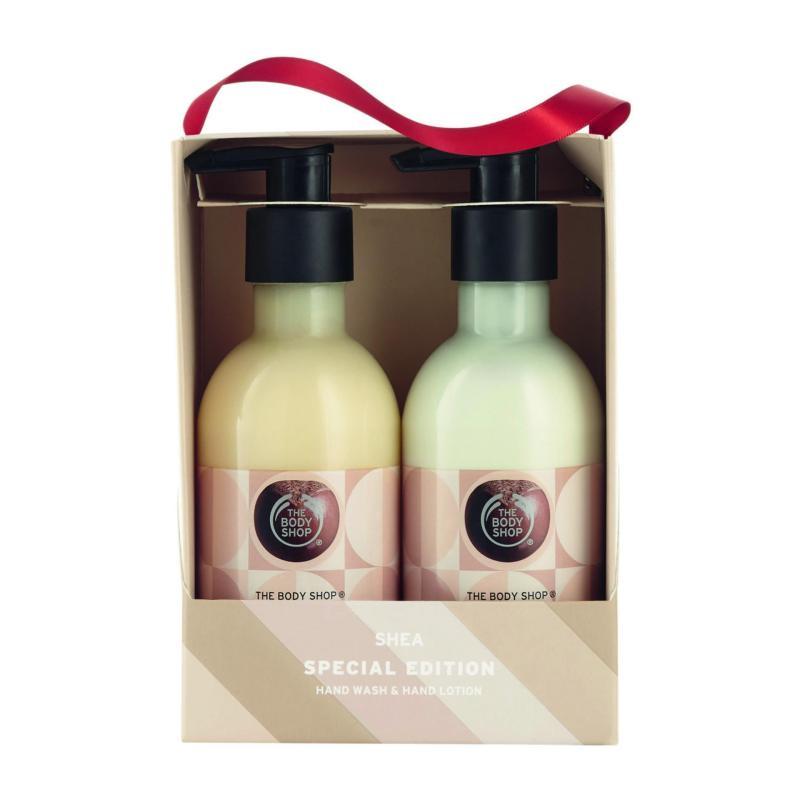 Buy The Body Shop Shea Hand Duo Gift Set Singapore