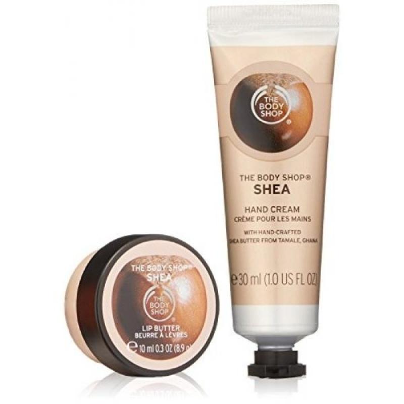 Buy The Body Shop Shea Soft Hands Warm Kisses Duo Gift Set - intl Singapore