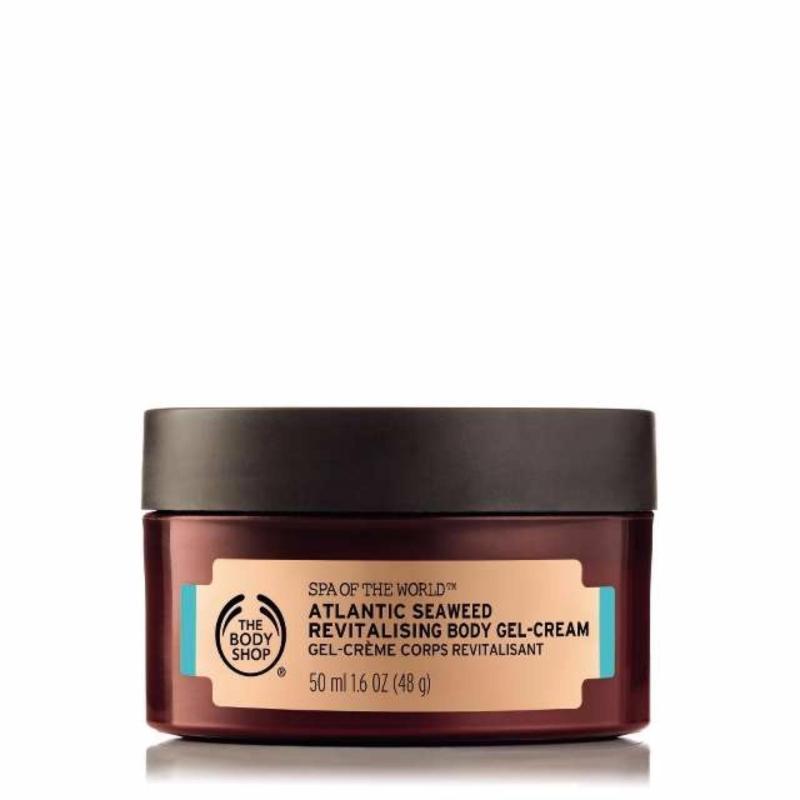 Buy The Body Shop Spa Of The World™ Atlantic Seaweed Cream(50ML) Singapore