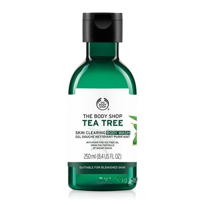 Buy The Body Shop Tea Tree Skin Clearing Body Wash (250ML) Singapore