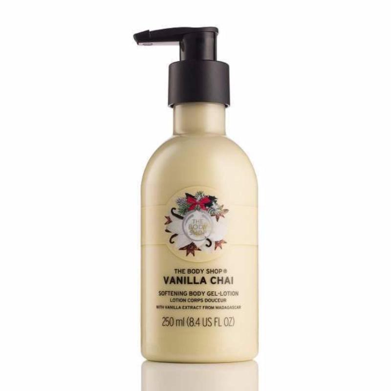 Buy The Body Shop Vanilla Chai Body Lotion 250ML Singapore