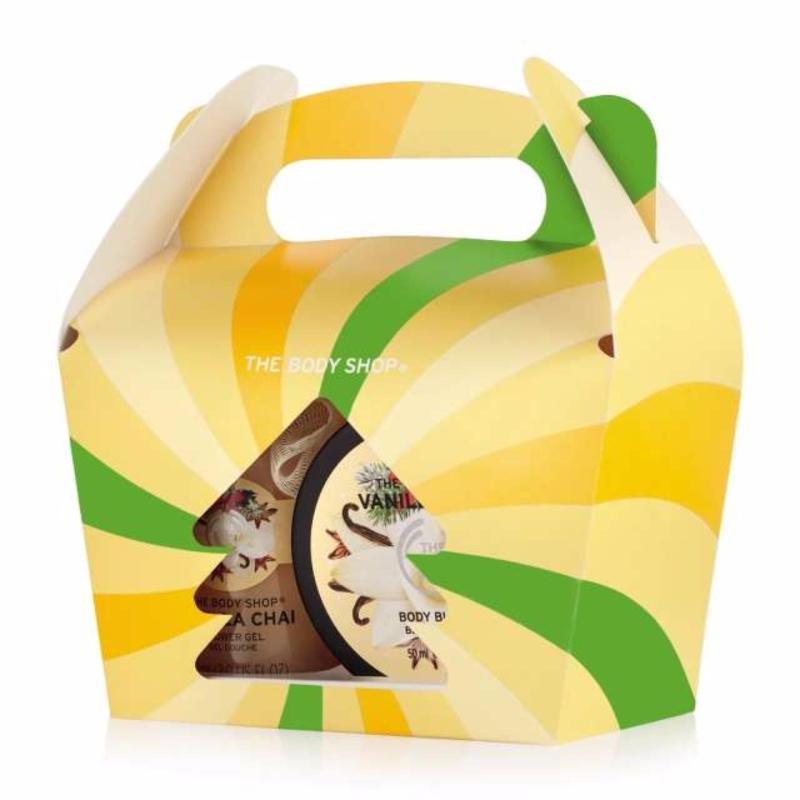 Buy The Body Shop Vanilla Chai Treat Box Singapore
