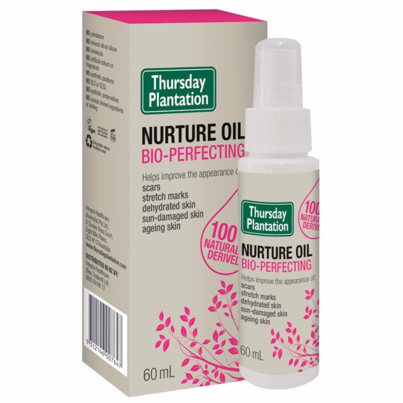Buy Thursday Plantation Nurture Oil 60ml Singapore