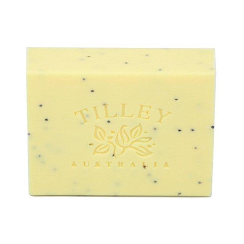 Buy Tilley Australia Made Passion Fruit & Poppy Seed Soap 100g x 5pcs Singapore