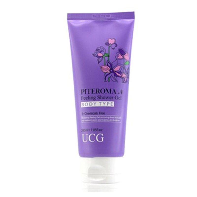 Buy UCG Piteroma N Body Peeling Shower Gel 200ml Singapore