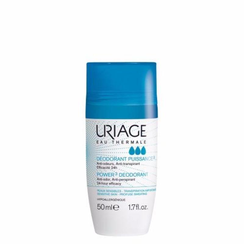Buy Uriage Eau Thermale Power 3 Deodorant - 50ml Singapore