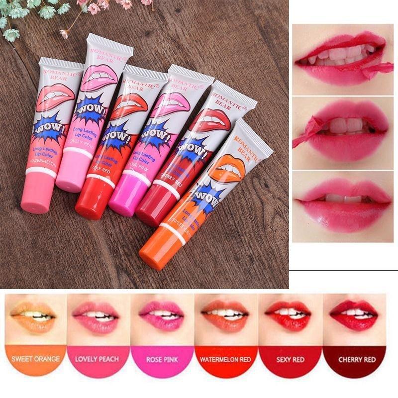 Buy Useful Beauty Magic Waterproof Long Peel Off Mask Lipstick Makeup Set - intl Singapore