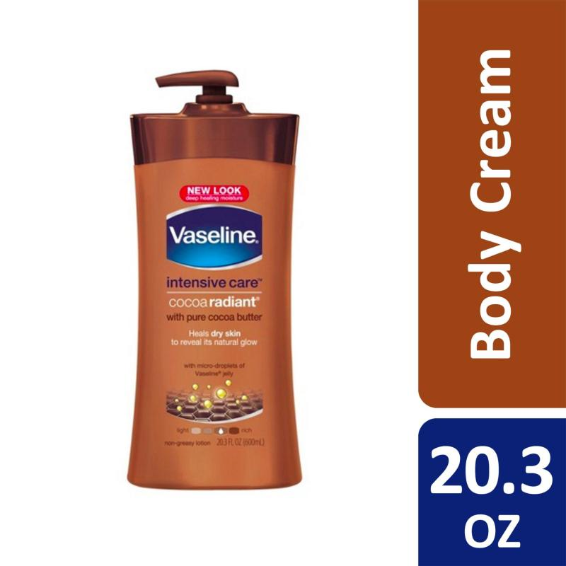 Buy Vaseline Cocoa Butter Body Cream 20.3OZ Singapore