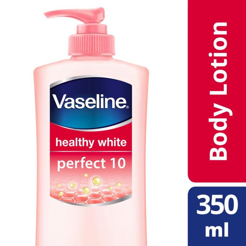 Buy Vaseline Healthy White SPF24 Lotion 350ml Singapore