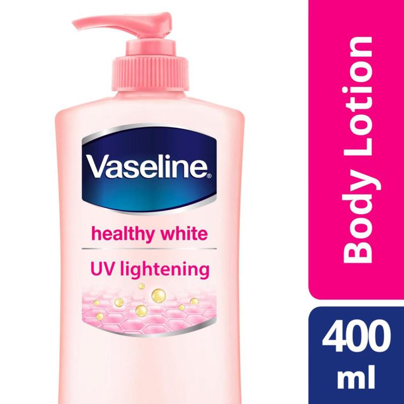 Buy Vaseline Healthy White UV Lightening Lotion 400ml Singapore