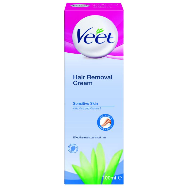 Buy Veet Cream For Sensitive Skin 100ML Singapore