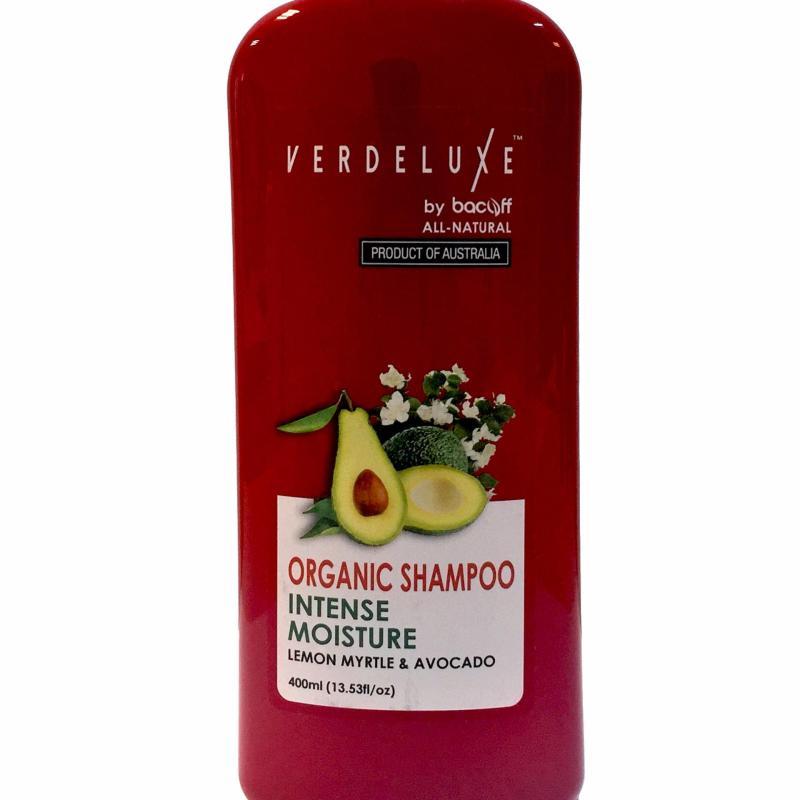 Buy Verdeluxe Shampoo(Lemon Myrtle & Avocado) 400ml Singapore
