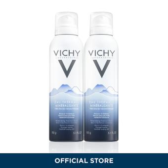 Vichy pH Balancing Thermal Water 150ml Twinpack