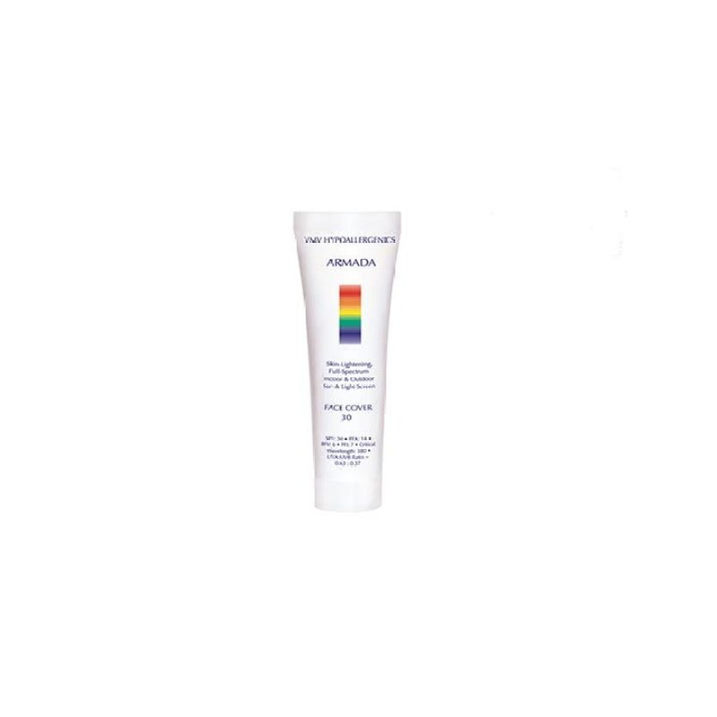 Buy VMV Hypoallergenic Armada Face Cover SPF30 30g Singapore