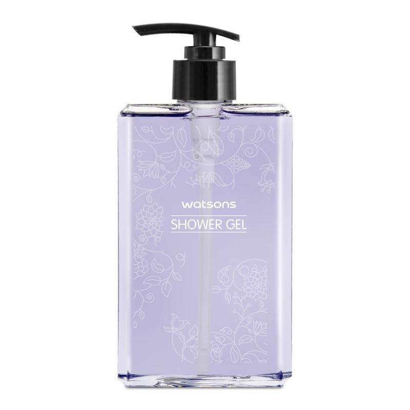 Buy Watsons Iris Lilac Shower Gel 400ml Singapore
