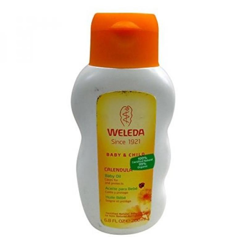 Buy WELEDA Calendula Baby Oil, 6.8 Ounce Singapore