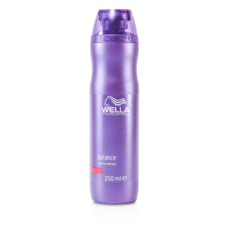 Buy Wella Balance Sensitive Shampoo (For Sensitive Scalp) 250ml/8.4oz (EXPORT) Singapore