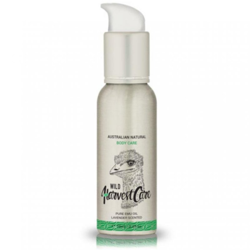 Buy Wild Harvest Care Pure Emu Oil with Lavender 70ml Singapore