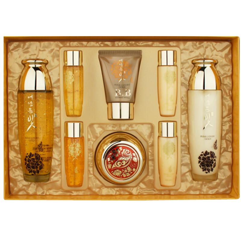 Buy YEDAM YUN BIT Prime Luxury Gold Skin Care 4 Set(Export)(Intl) Singapore