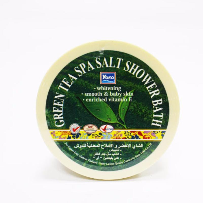 Buy Yoko Green Tea Spa Salt Singapore