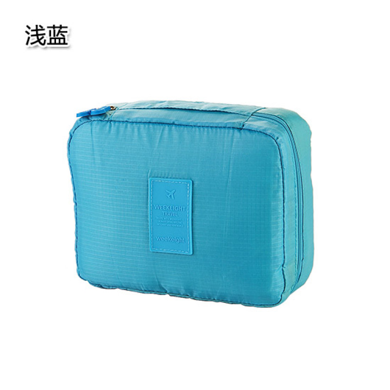 Buy Yousiju Oxford Cloth travel portable makeup products bag washed bag Singapore