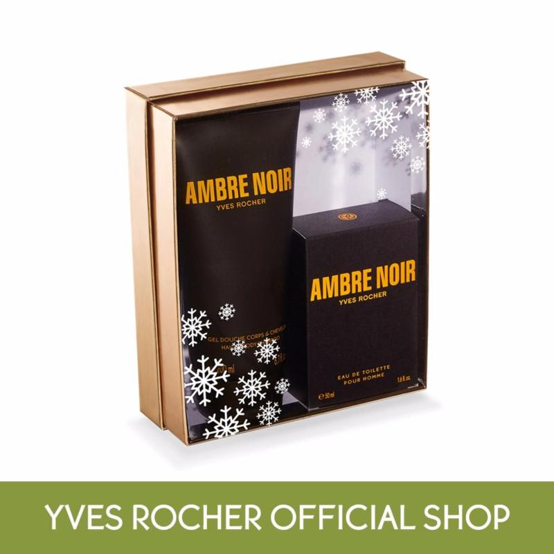 Buy Yves Rocher Amber Noir Eau de Toilette Set Singapore