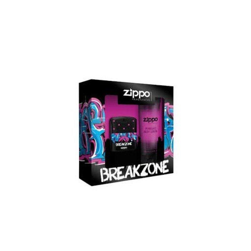 Buy Zippo Breakzone For Her Giftbox (Edt 75ml+Bl 100ml) Singapore