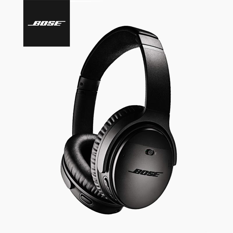 การใช้งาน  พิษณุโลก Bose QuietComfort 35 Wireless Headphones II  Noise-Cancelling