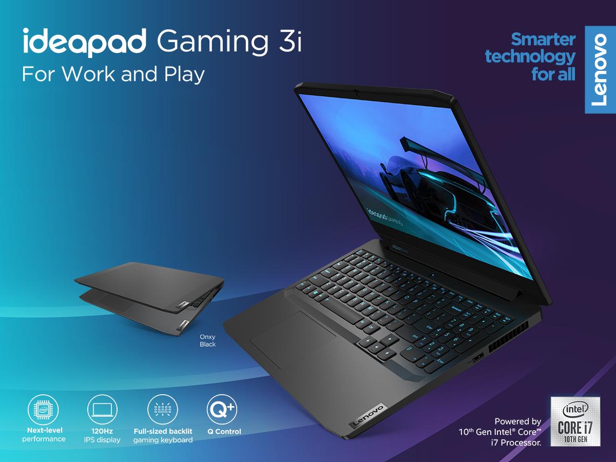 Lenovo Legion Ideapad Gaming 3i