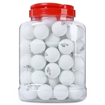 40MM 1-star 40mm Practice Table Tennis Ping Pong Ball - intl
