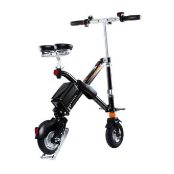 AIRWHEEL E6 ELECTRIC SCOOTER, ELECTRIC SCOOTER WITH SEAT(black)