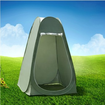 Harga Automatic bomb open Shower Tent changing tent