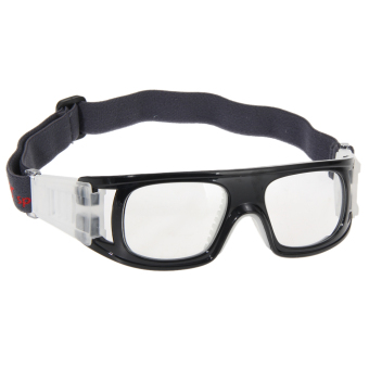 Basketball Sports Protective Goggles Glasses Black
