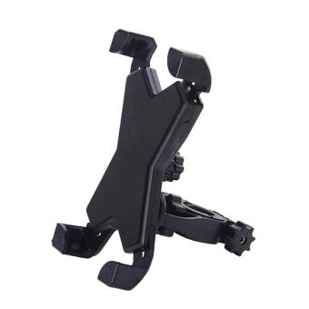 Bike Phone Mount Holder Bicycle Motorcycle Stand for Smartphone -intl