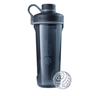 Blender Bottle 32 oz Radian Shaker Bottle - Black