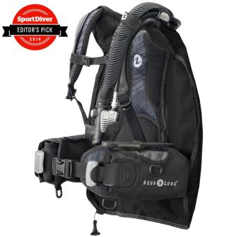 Buoyancy Compensator, Zuma, Midnight/Black SM/MD
