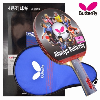 Butterfly tbc401 Large packs Butterfly table tennis racket