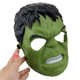 Generic The Incredible Hulk Mask For Halloween - intl