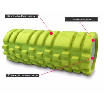 High-grade Foam Rollers For Yoga / Deep Tissue Massage - 4