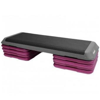Harga High Quality Professional 4LEVEL Aerobic Step Board