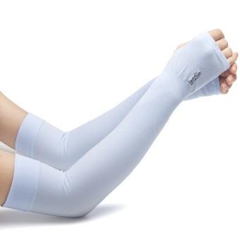 Ice sleeves sunscreen ice silk arm sleeves car outdoor gloves