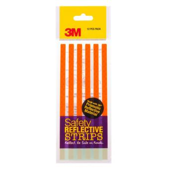 Harga 3M™ Safety Reflective Strips - Fluorescent Orange