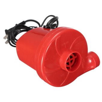 AC Electric Air Pump Inflate Deflate For Toys Air Bed Compression Bag Mattress Price in Singapore