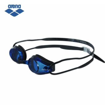 Harga Arena goggles waterproof anti-fog female models swimming mirror arena HD plain men swimming mirror 270