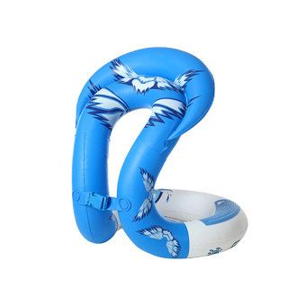 Harga PAlight Inflatable Float Arm Swimming Laps (Sky Blue S) - Intl