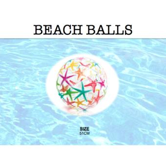 Harga Premium Beach Ball Starfish Ball