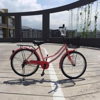 Harga SUNNY CRUISER BICYCLE (Red)
